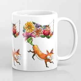 Hunt Flowers Not Foxes One Coffee Mug