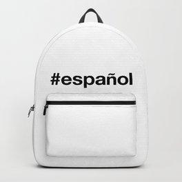 ESPANOL Backpack