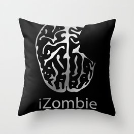 iZombie Throw Pillow