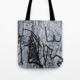 faded melody Tote Bag