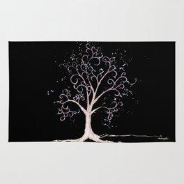 Dark elven tree Rug