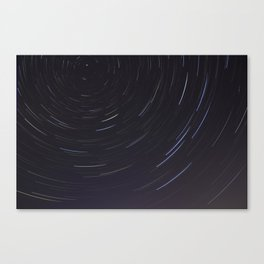 Astronomy Dark Canvas Print