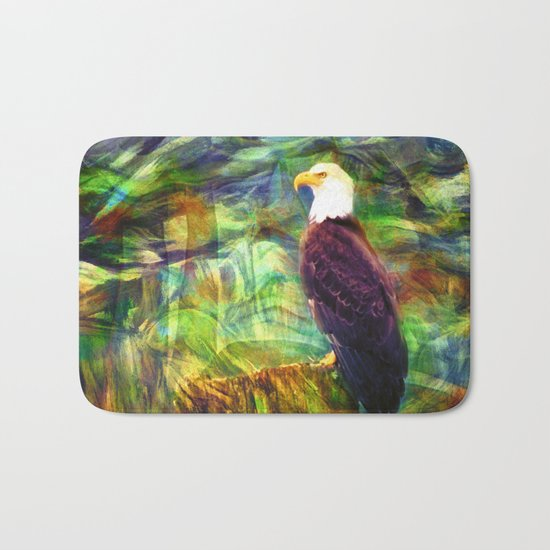 West Coast Eagle Bath Mat