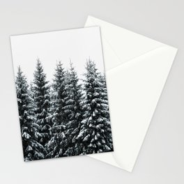 The White Bunch Stationery Cards