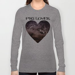 MY LITTLE PIG (Us And Them) Long Sleeve T-shirt