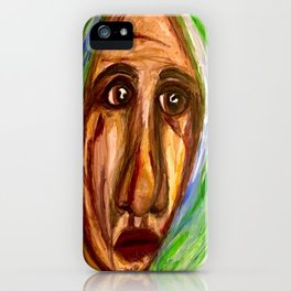 Justify Me. iPhone Case
