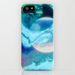 Galaxies Apart iPhone Case