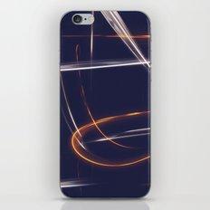 LIGHTNINGS iPhone & iPod Skin