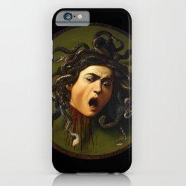 Merisi da Caravaggio - Medusa iPhone Case