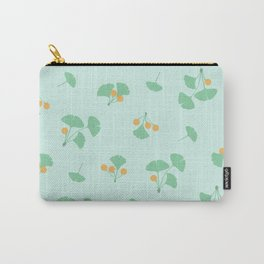 Gingko Biloba Carry-All Pouch