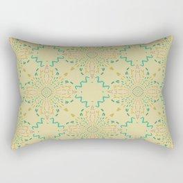 Urban Needlepoint Rectangular Pillow