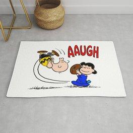 It's Football Season, Charlie Brown! Rug