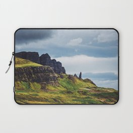 The Old Man Of Storr Laptop Sleeve