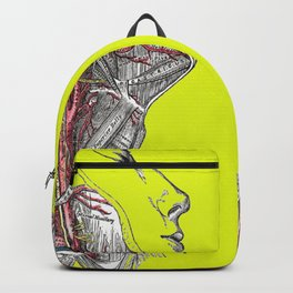 Dual anatomy Backpack