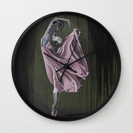 La Danse Persistante Wall Clock