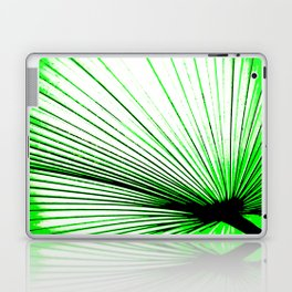 Vibrant, Bold Green Laptop & iPad Skin