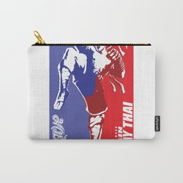 Muay thai lee sin gam Carry-All Pouch