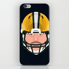 Faces-Green Bay iPhone & iPod Skin