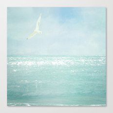 Feeling Free Canvas Print