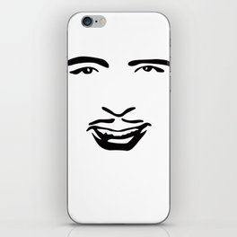 Silent Stars - Douglas Fairbanks iPhone Skin