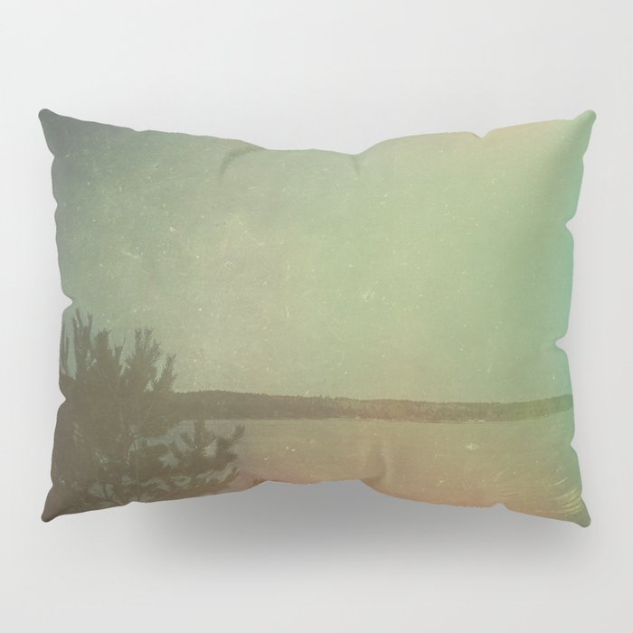 The Land I Wander in My Dreams Pillow Sham