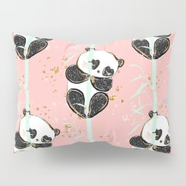 Panda Pattern 07 Pillow Sham