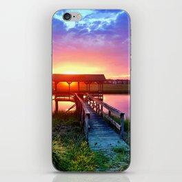 Litchfield Sunset iPhone Skin
