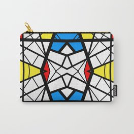 Shattered - geometric graphic design Carry-All Pouch