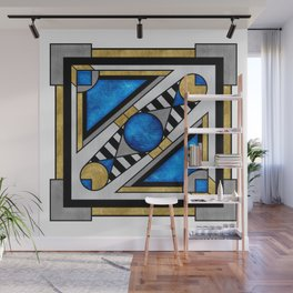 Boxball - Art Deco Design Wall Mural