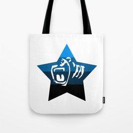 Quad Cali Blue Tote Bag