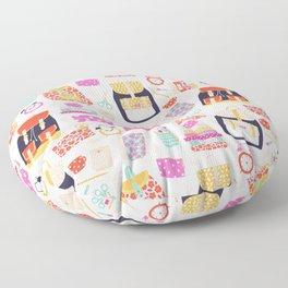 Back to school Floor Pillow