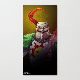 Solaire! Canvas Print