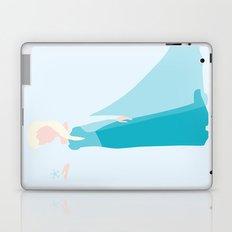 Queen Elsa Laptop & iPad Skin