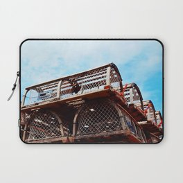 Lobster Trap Stack Laptop Sleeve
