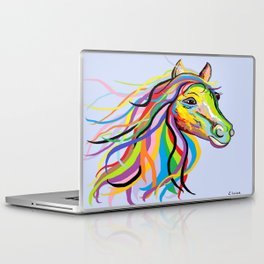 Horse of a Different Color Laptop & iPad Skin