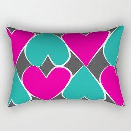 Cuore Rectangular Pillow