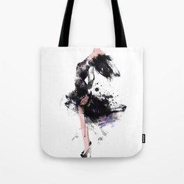 Fashion Painting #1 Tote Bag