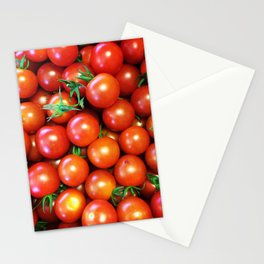 Totally Tomato Stationery Cards