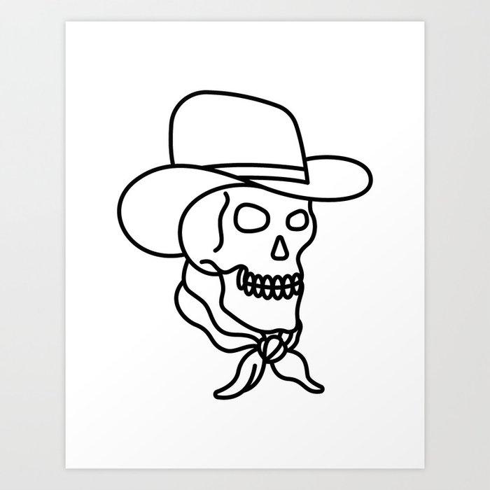 Howdy Kunstdrucke