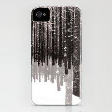Tree Shadow Slim Case iPhone (4, 4s)