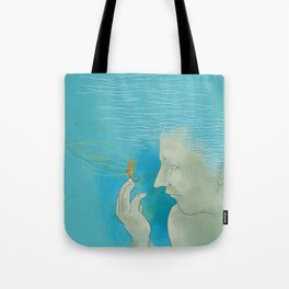 Lend Me Your Mind Tote Bag