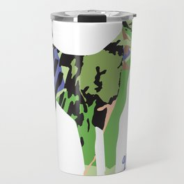 Motley Jungle Dog Travel Mug