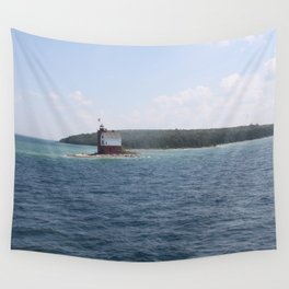Light Ahead Wall Tapestry