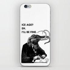 Ice Age iPhone & iPod Skin