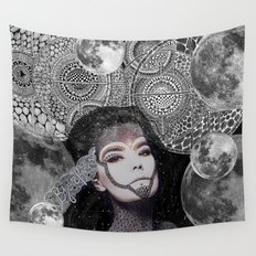 Bjork Wall Tapestry