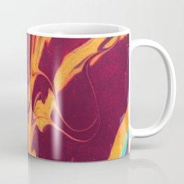 Heart on Fire Coffee Mug