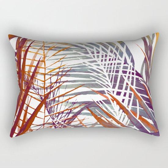 Arecaceae - household jungle #4 Rectangular Pillow