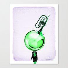 Modern Cornet Canvas Print