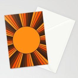 Golden Sunshine State Stationery Cards