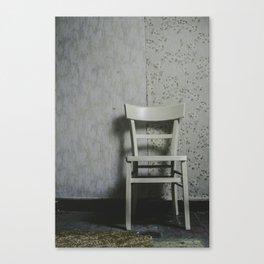 Duplicitous Pattern Canvas Print